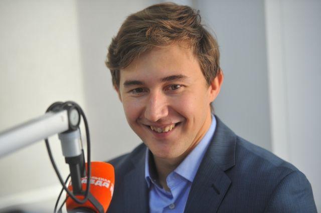 Карякин, Мустафина иМедведева стали лауреатами премии «Серебряная лань»