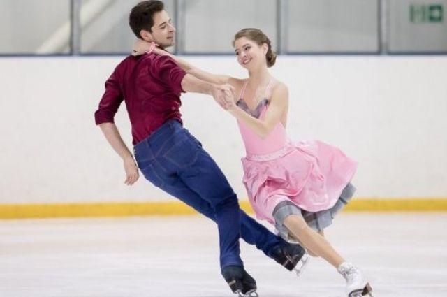 Александра Назарова и Максим Никитин вышли в лидеры после танца на Всемирной Универсиаде