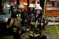Пожарные