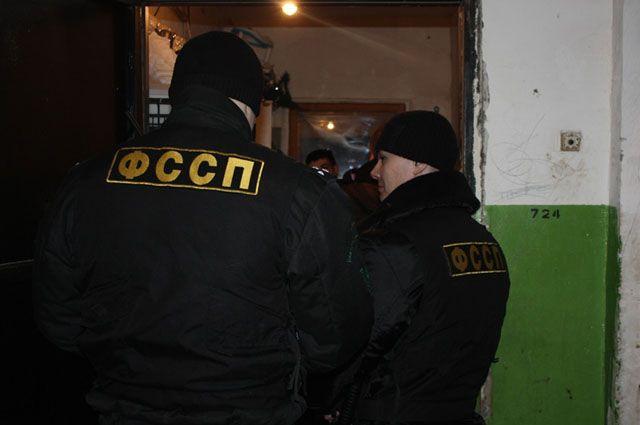 В Калининграде мошенники подделали сайт приставов и «продают» имущество.