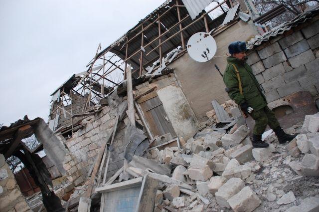 ВСУ нанесли удар поДонецку из«Градов» и«Урагана»— ДНР