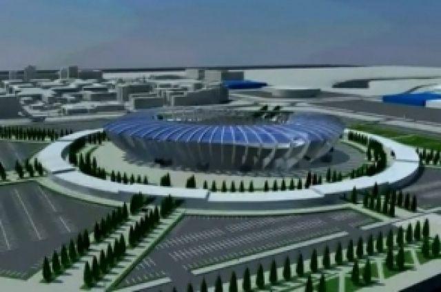 800-летие Нижнего Новгорода отпразднуют настадионе «Стрелка»