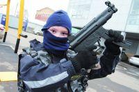 Омские мальчишки мечтают защищать Родину.