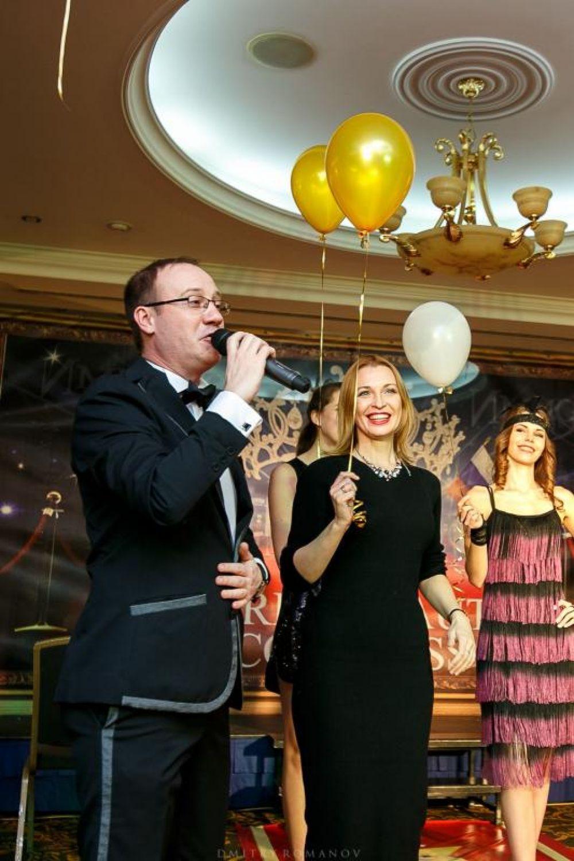 Ведущий радио «Хит-FM Ростов» Дмитрий Чупахин  в этот вечер перечислил в общей сложности более 200 титулов победителей различных конкурсов красоты.