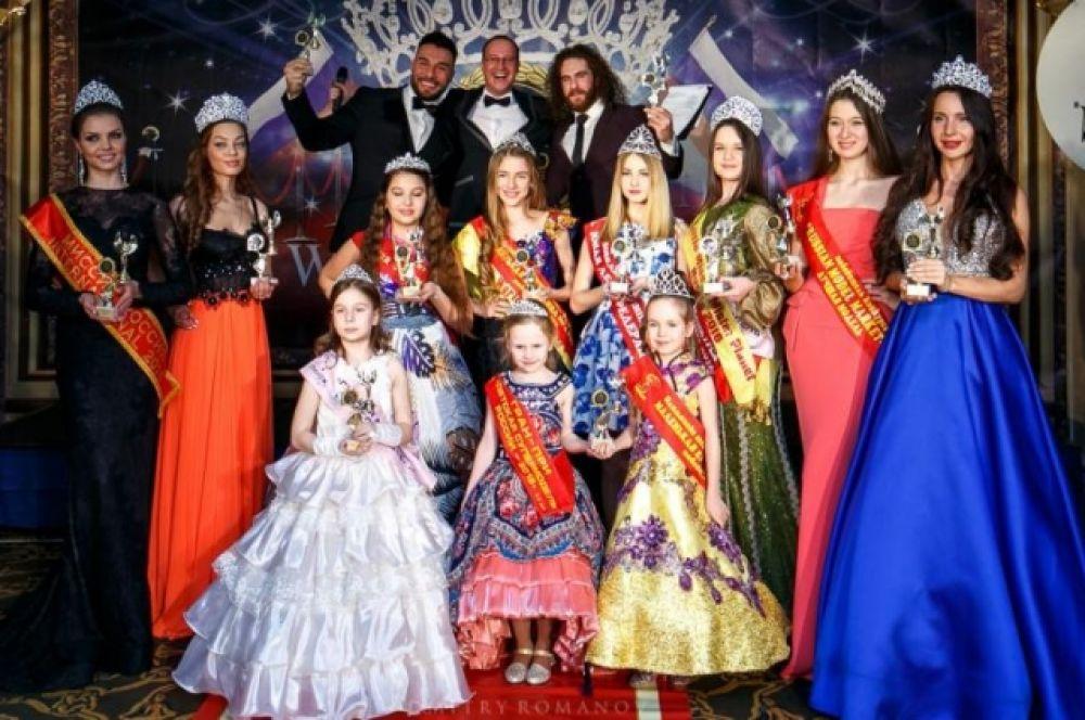 В Ростове-на-Дону состоялась Первая церемония вручения наград самым достойным и известным ростовчанам ХХI века в области красоты и талантов.