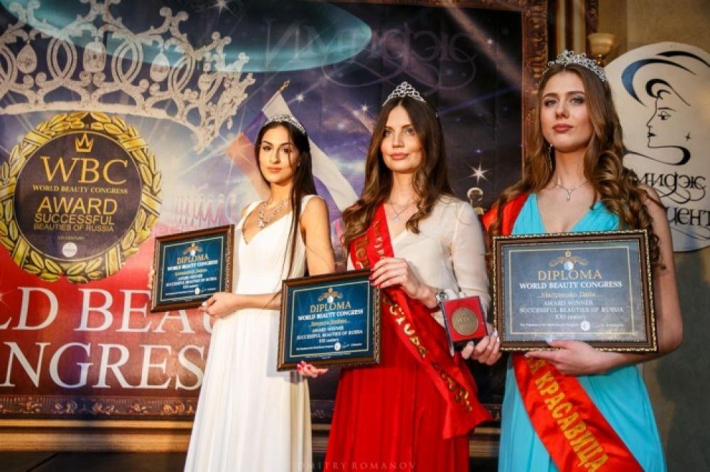 В список номинантов вошли вошли обладательницы победных титулов, в нескольких условных номинациях.