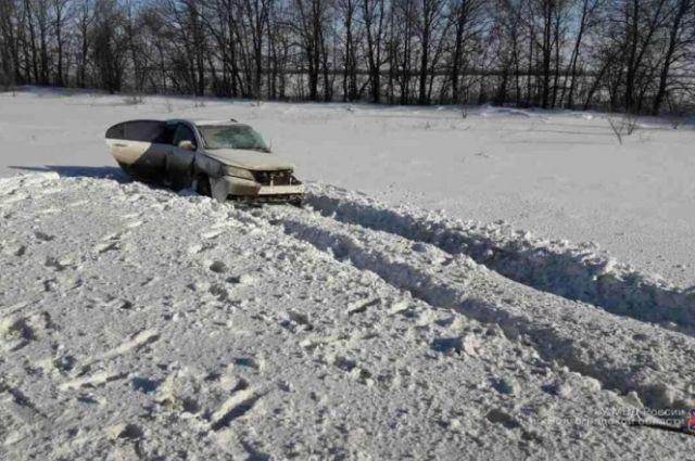 В ужасной трагедии намосковской трассе погибли 2 человека