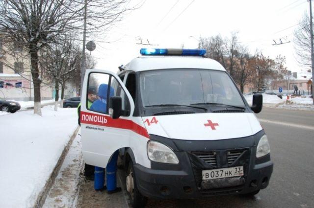 Пешеход получил травмы.
