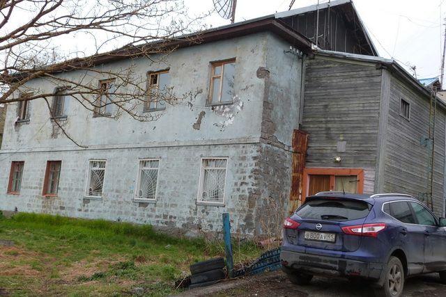 В некоторых домах ремонт идет по несколько лет