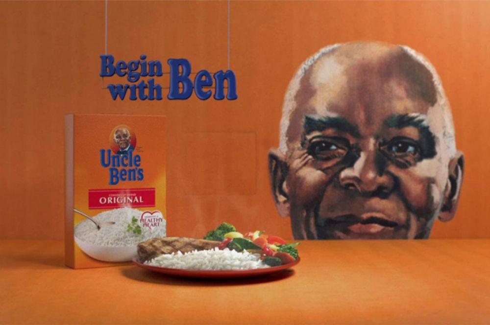 Рис и соусы Uncle Ben's