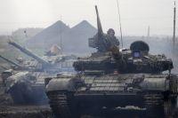 Силы АТО не используют танки в боях