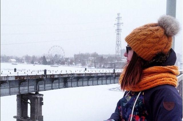 Моств Кемерово.