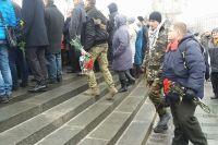 Дергач погиб 1 февраля в результате обстрелов окраине Авдеевки