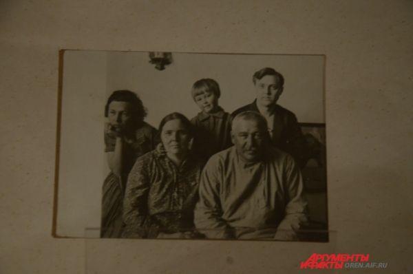 Семья Маленкова