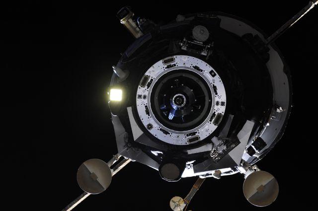 Роскосмос назвал причину крушения космического корабля «Прогресс МС-04»