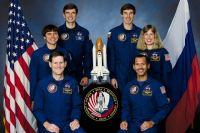 Сергей Крикалев первым из россиян отправился в космос на американском шаттле «Дискавери».