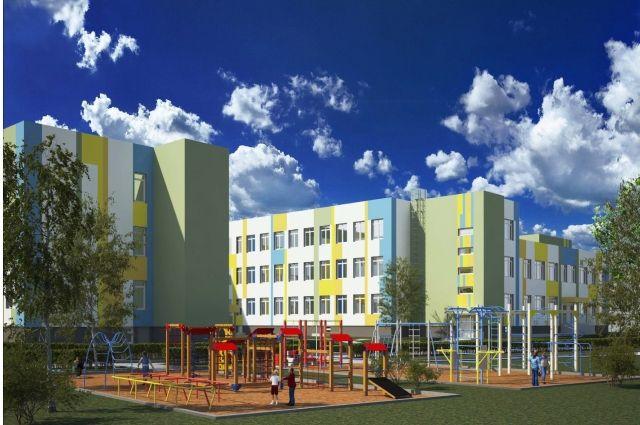 ВСоветском районе Волгограда построят школу на 1 000 мест