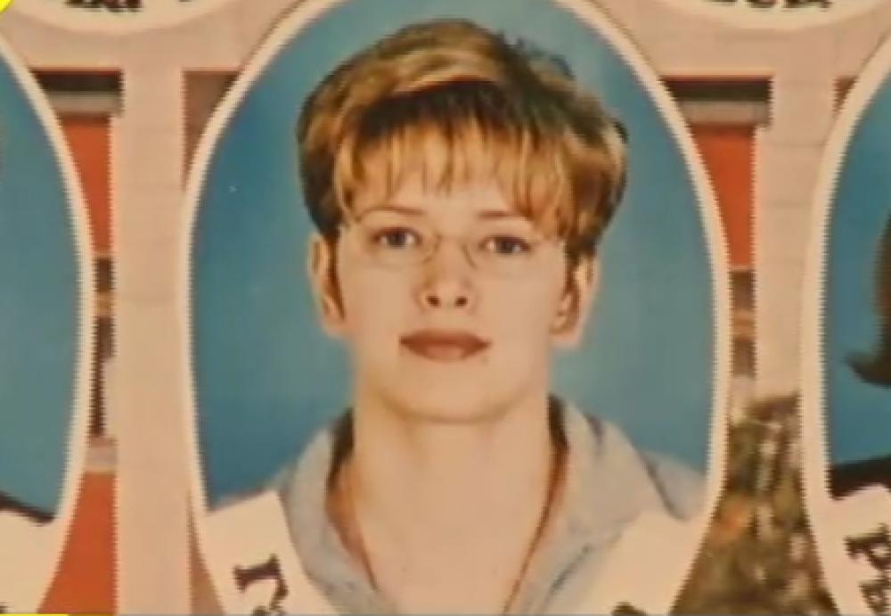 В юности фамилия у нее была Галушка