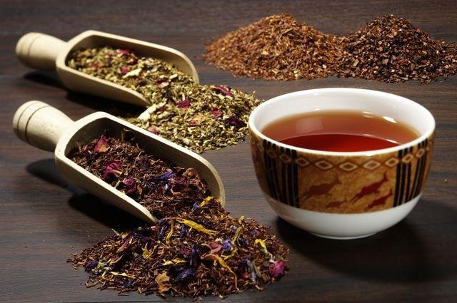 Недопустимо хранить чай в полиэтиленовых пакетах