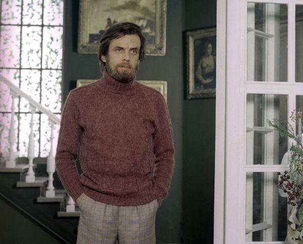 Георгий Тараторкин в фильме «Лунная радуга», 1983 г.