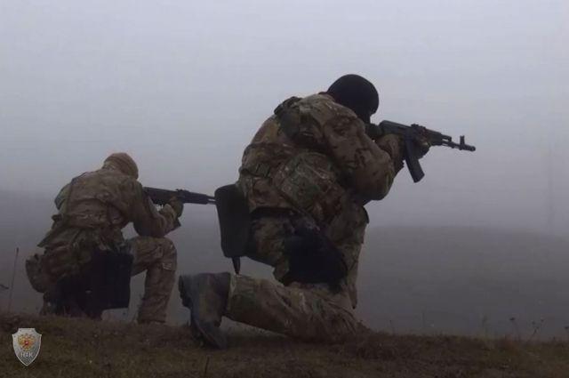 Вселе Анди вДагестане ищут боевиков, введен режим КТО