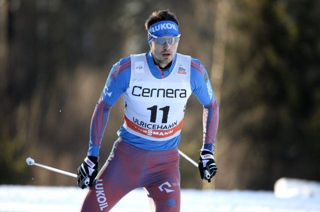 Петр Седов одержал победу золото вскиатлоне наэтапе Кубка мира вПхенчхане