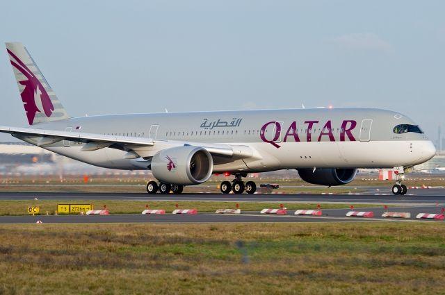 Самолет Qatar Airways прибыл вОкленд— Самый длинный перелет