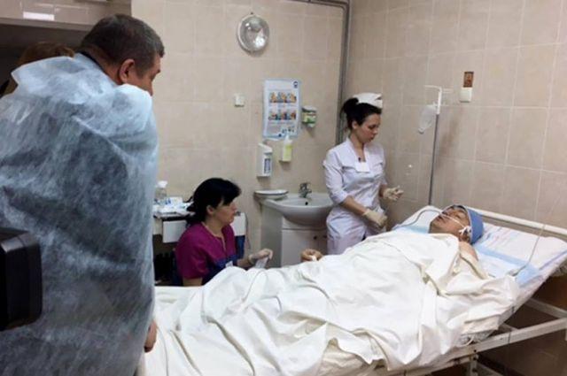 Раненый вАвдеевке подполковник ГСЧС, которого считали погибшим, выжил