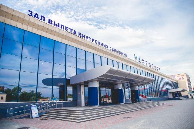 Пассажиры аэропорта Челябинска были эвакуированы из-за сообщения обомбе