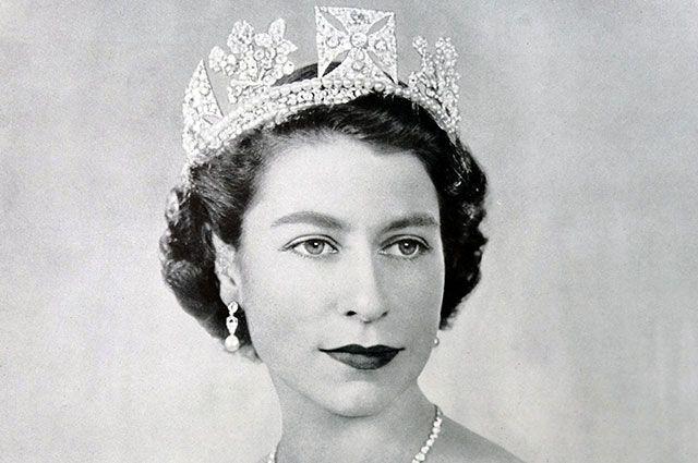 Королева Елизавета II, 1953 г.