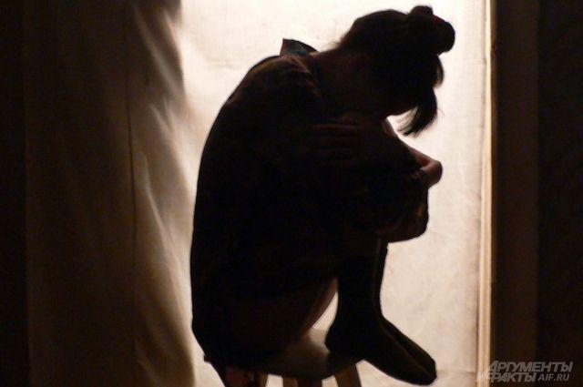 Муж регулярно избивал бывшую жену.