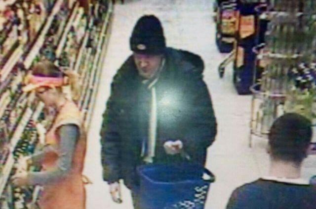 ВКирове водном изсупермаркетов отыскали гранату