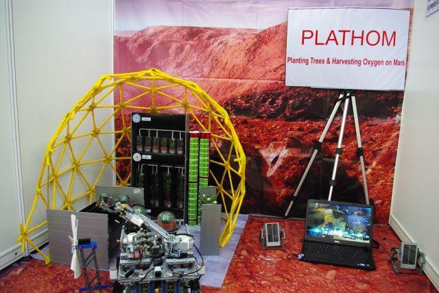 Омский школьник, придумавший модель марсохода, поедет вЛос-Анджелес