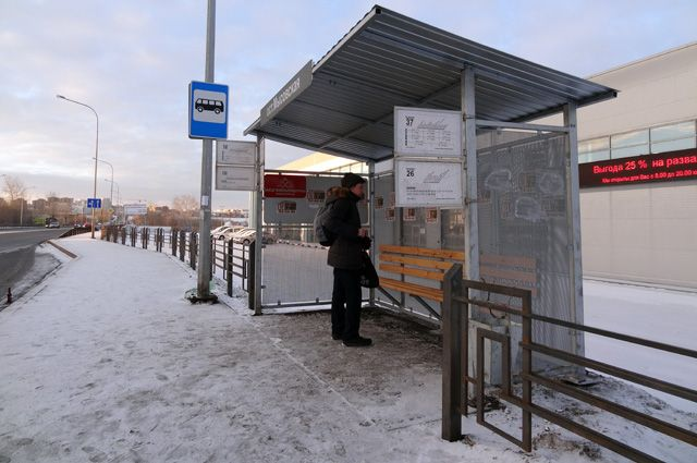 Остановка на ул.Объединения будет называться «Ул. Дунаевского».