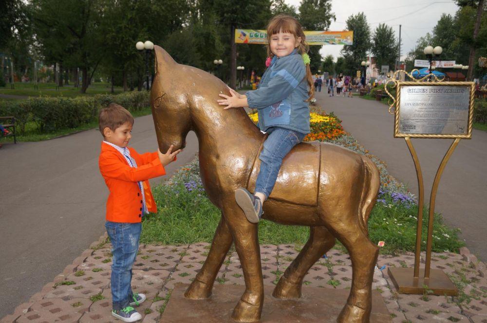 Виктор, 5 лет.