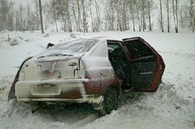 ВПензенской области вДТП погибли двое, четверо пострадали