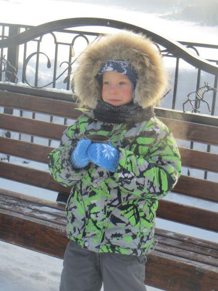 Никита, 5 лет.