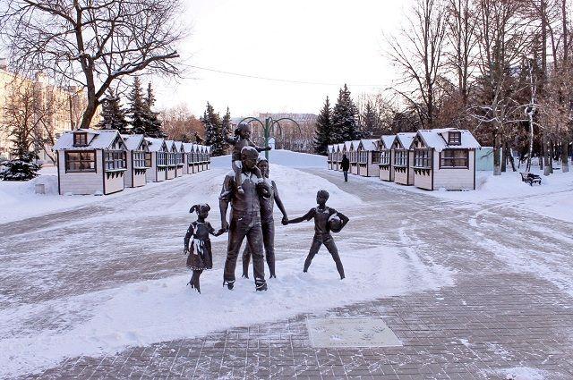 На Тверской площади ярмарки теперь будут круглый год.