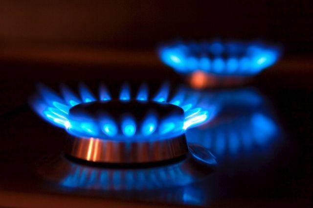 Вукраинских хранилищах осталось 9,6 млрд кубов газа