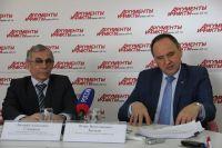 Валерий Стенников и Игорь Бычков