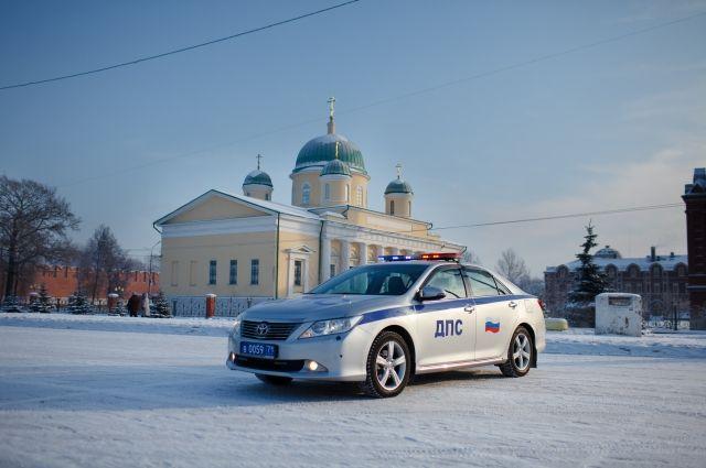 Завыходные полицейские словили 15 нетрезвых водителей