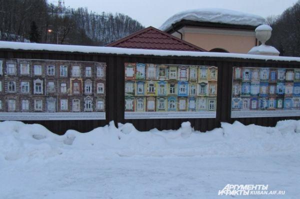 Казанский Дом и гордость Татарстана - оконные наличники всевозможного дизайна.