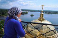 Нилова Пустынь - одна из самых посещаемых святынь Тверской области.