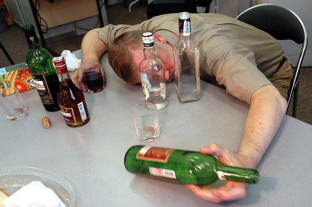 Яд в бутылке