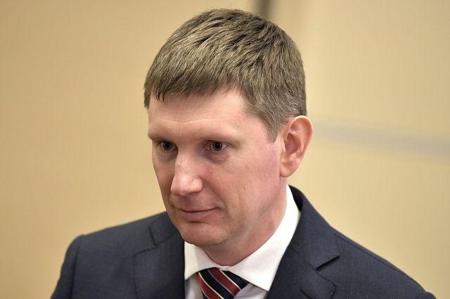 Путин официально принял отставку губернатора Пермского края