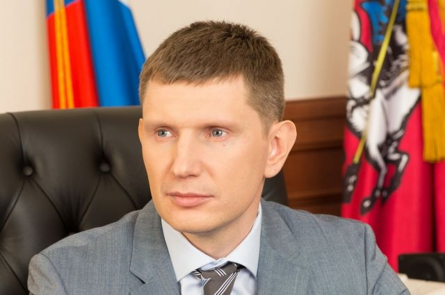 Максим Решетников.