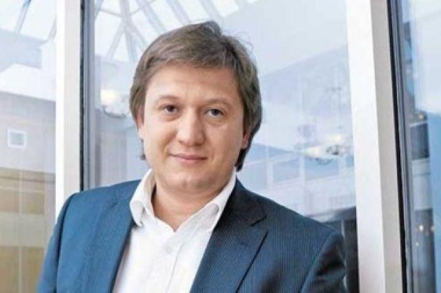 Министр финансов Украины Александр Данилюк