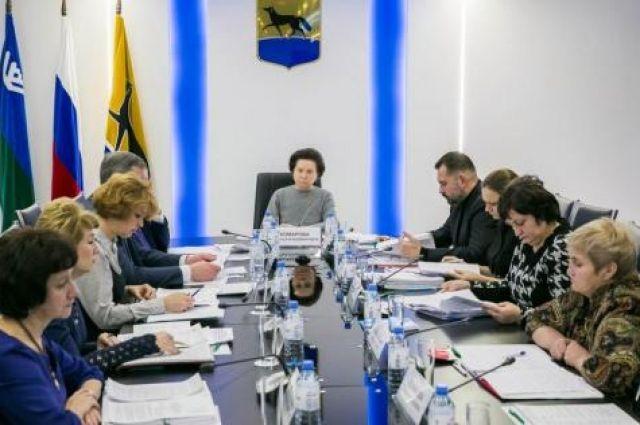 Наталья Комарова провела приём жителей, обратившихся кпрезидентуРФ