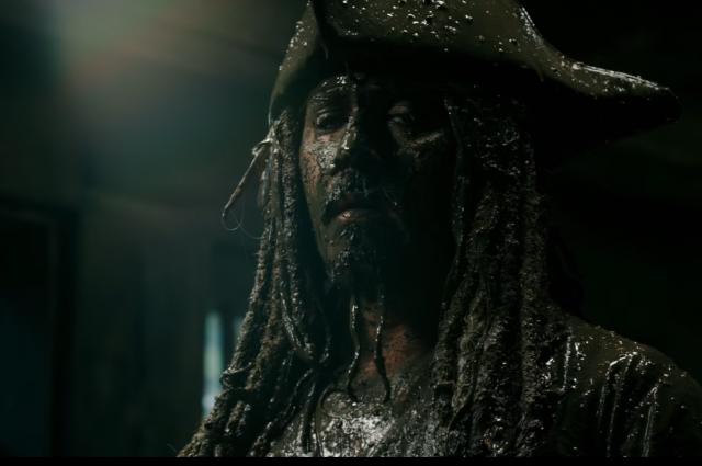 Джонни Депп вернется на экраны в образе капитана Джека Воробья