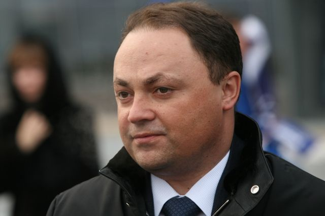 Игорь Пушкарёв.